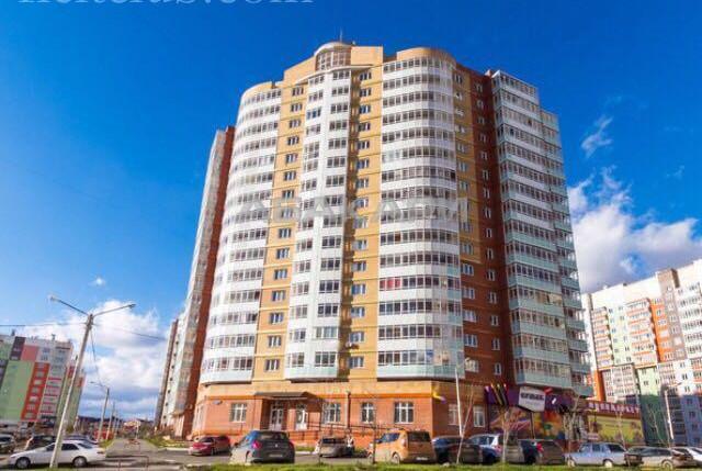 3-комнатная Дмитрия Мартынова Покровский мкр-н за 35000 руб/мес фото 2