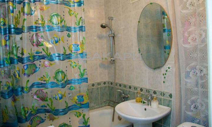 1-комнатная Робеспьера Центр за 18000 руб/мес фото 14