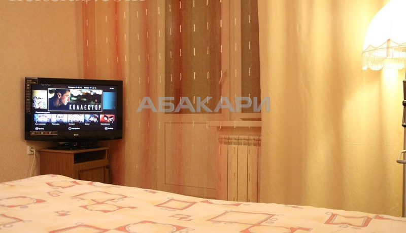 2-комнатная Толстого Новосибирская ул. за 28000 руб/мес фото 9