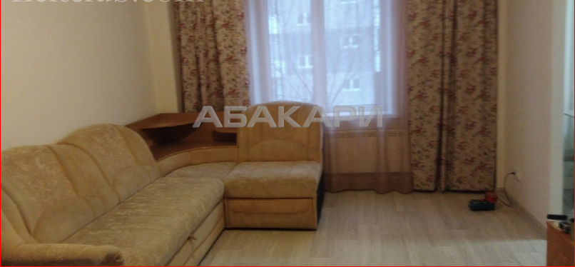 1-комнатная Менжинского Копылова ул. за 15000 руб/мес фото 6