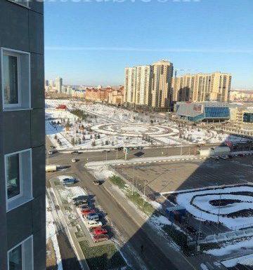 1-комнатная Октябрьская Партизана Железняка ул. за 24500 руб/мес фото 3