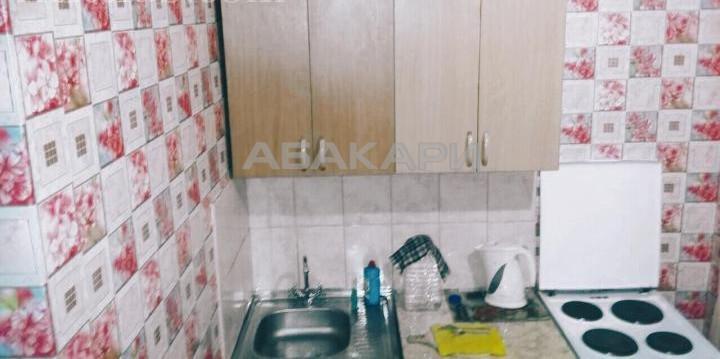 1-комнатная Взлётная Партизана Железняка ул. за 14000 руб/мес фото 9
