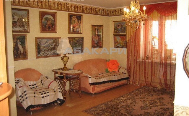 2-комнатная Менжинского Копылова ул. за 23000 руб/мес фото 1