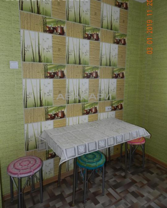 1-комнатная Дмитрия Мартынова Покровский мкр-н за 16000 руб/мес фото 5