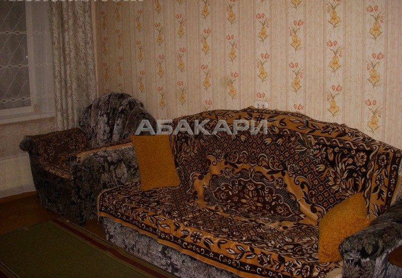1-комнатная Менжинского Копылова ул. за 12000 руб/мес фото 2
