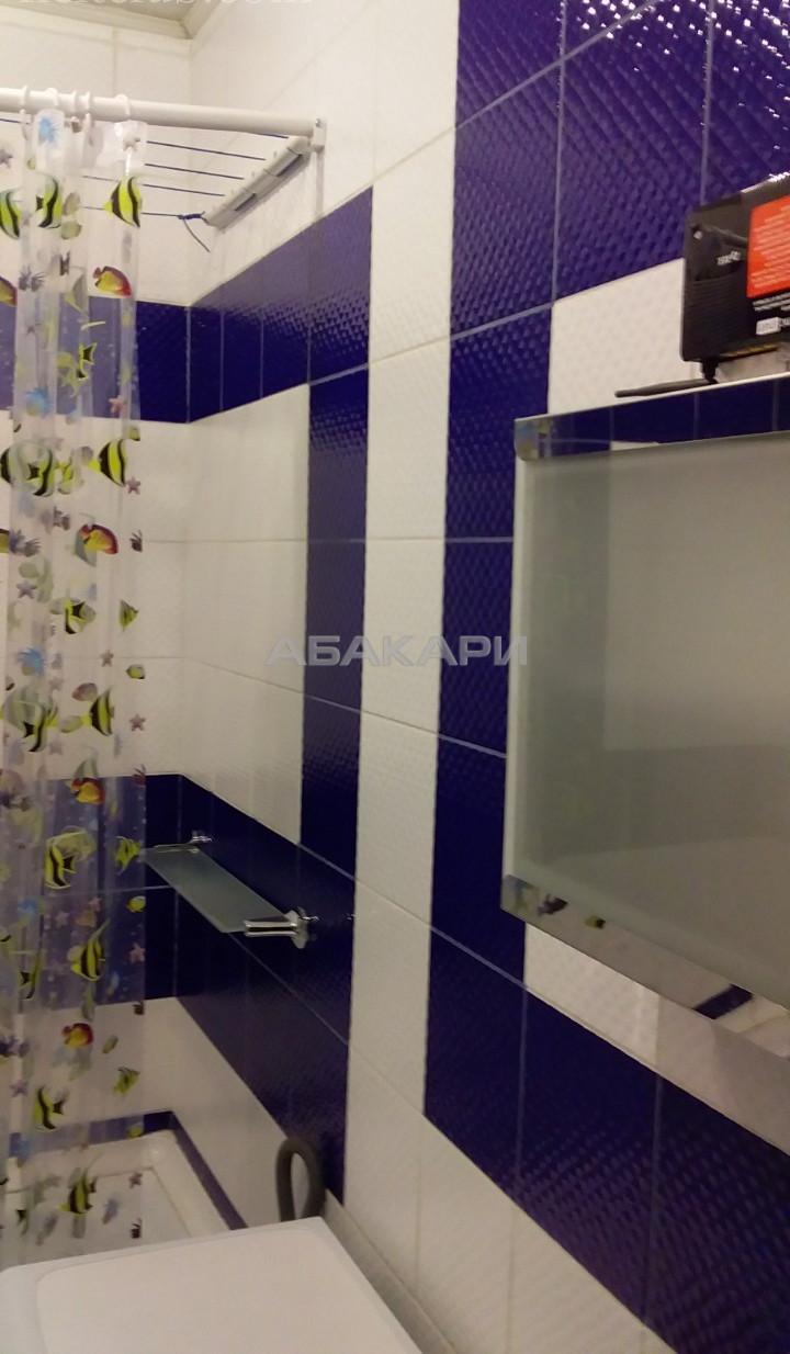 1-комнатная Новая Заря Свободный пр. за 15000 руб/мес фото 3