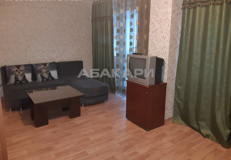 1-комнатная Ключевская ДОК ост. за 12000 руб/мес фото 3