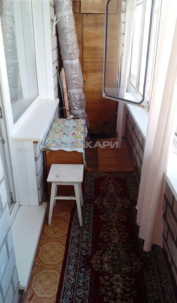 1-комнатная Северо-Енисейская Железнодорожников за 13500 руб/мес фото 6