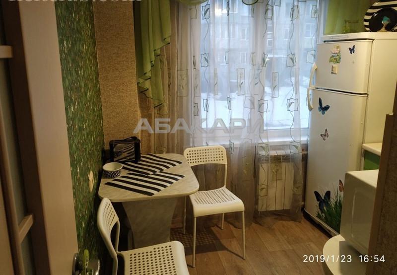 1-комнатная 1-я Хабаровская ГорДК ост. за 12500 руб/мес фото 4