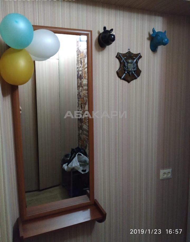 1-комнатная 1-я Хабаровская ГорДК ост. за 12500 руб/мес фото 5