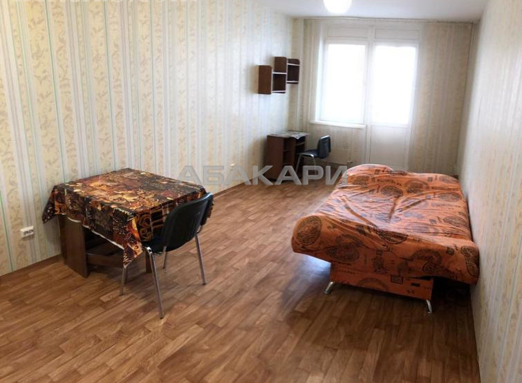 1-комнатная Норильская Мясокомбинат ост. за 10000 руб/мес фото 2
