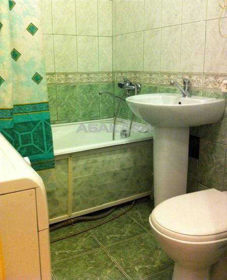 1-комнатная Охраны Труда Железнодорожников за 16000 руб/мес фото 4