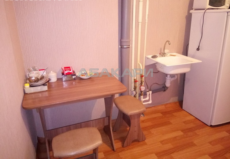 1-комнатная Норильская Мясокомбинат ост. за 10500 руб/мес фото 5