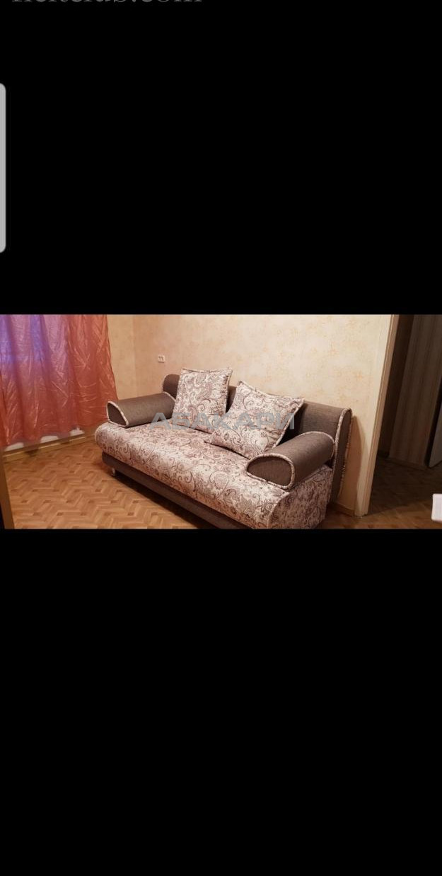 1-комнатная Парижской Коммуны Центр за 15000 руб/мес фото 1