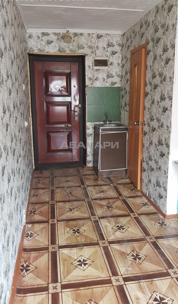 гостинка Медицинский переулок Енисей ст. за 7500 руб/мес фото 2