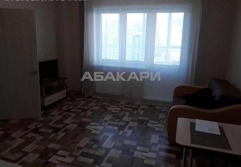 1-комнатная Ярыгинская набережная  за 18000 руб/мес фото 1