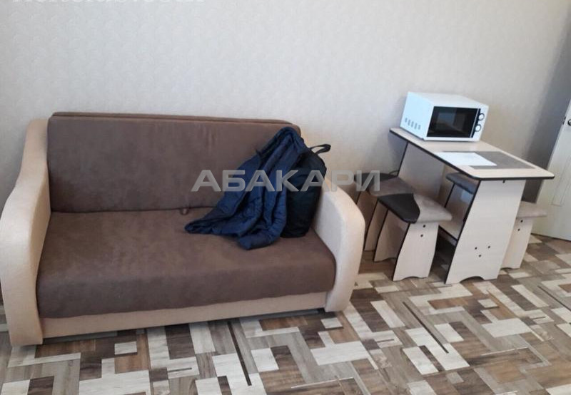 1-комнатная Ярыгинская набережная  за 18000 руб/мес фото 9