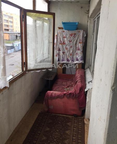 1-комнатная Тотмина Северо-Западный мкр-н за 10000 руб/мес фото 4