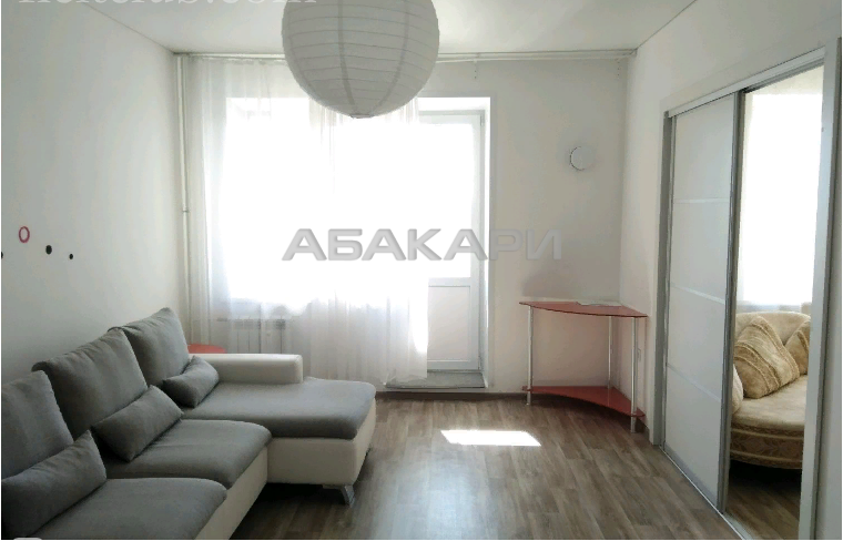 1-комнатная Судостроительная Пашенный за 17000 руб/мес фото 2
