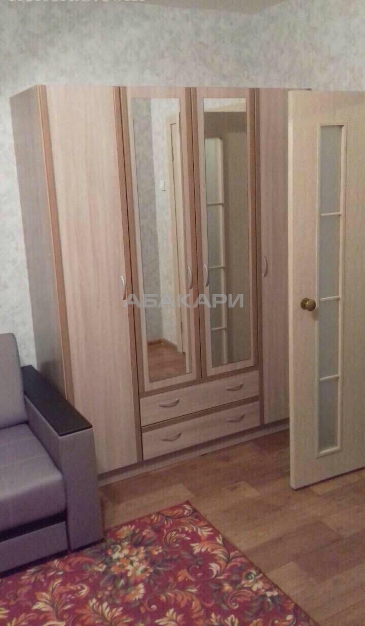 1-комнатная Партизана Железняка Авиагородок ост. за 13000 руб/мес фото 3