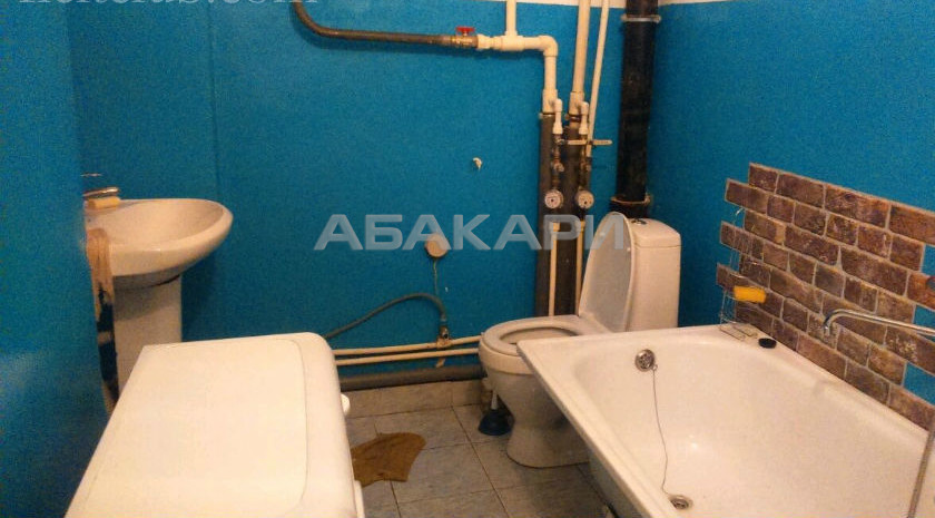 1-комнатная 26 Бакинских Комиссаров КрасТЭЦ за 13500 руб/мес фото 3