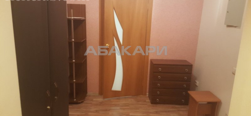 2-комнатная Академика Киренского Студгородок ост. за 17000 руб/мес фото 1