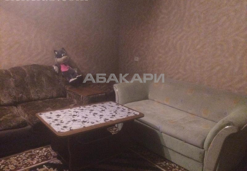 1-комнатная Воронова Воронова за 14000 руб/мес фото 1