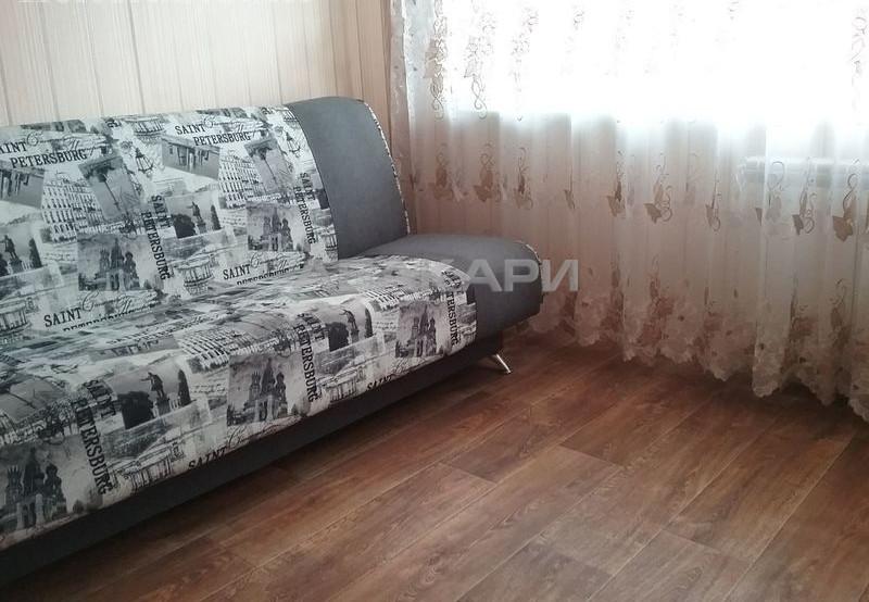 гостинка Академгородок Академгородок мкр-н за 8500 руб/мес фото 1