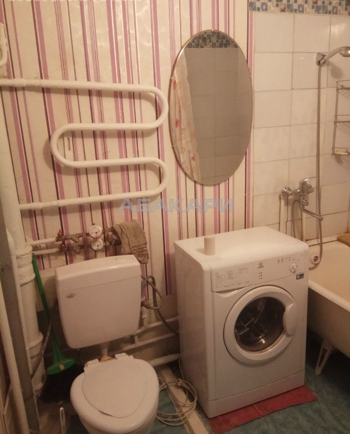 1-комнатная Ладо Кецховели Новосибирская - Ладо Кецховели за 12500 руб/мес фото 4