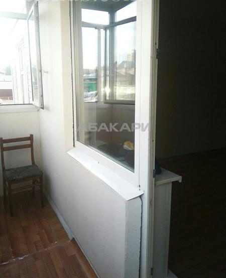 1-комнатная Академика Киренского Студгородок ост. за 12000 руб/мес фото 1