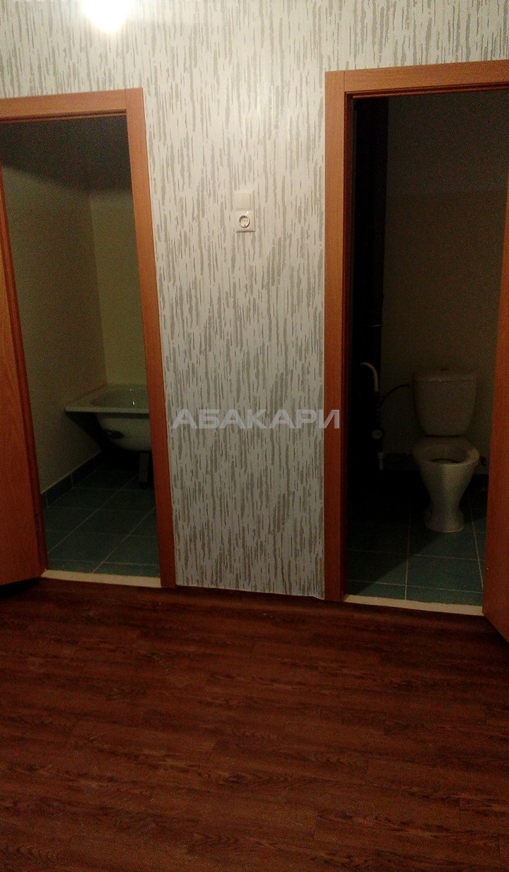 1-комнатная Уютный переулок БСМП ост. за 11000 руб/мес фото 7