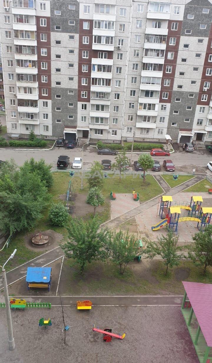 1-комнатная Кравченко Свободный пр. за 18000 руб/мес фото 12