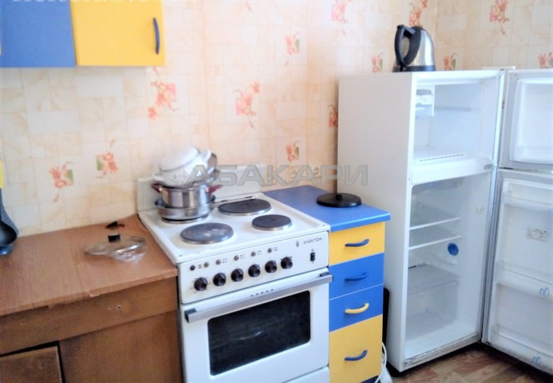 1-комнатная Академика Киренского Студгородок ост. за 14000 руб/мес фото 11