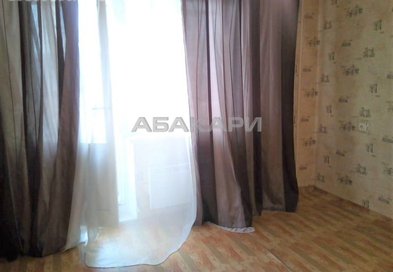 1-комнатная Академика Киренского Студгородок ост. за 14000 руб/мес фото 17
