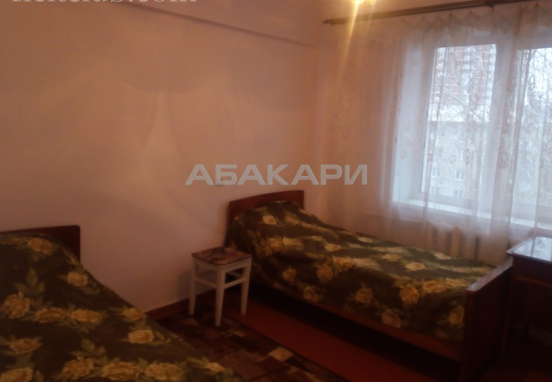2-комнатная Менжинского Копылова ул. за 15000 руб/мес фото 5
