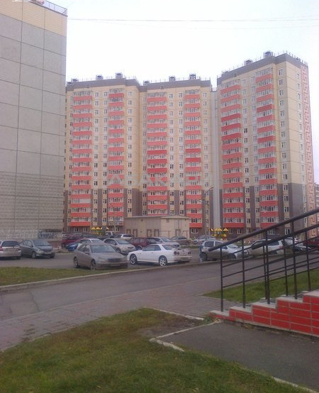 1-комнатная Михаила Годенко Копылова ул. за 15000 руб/мес фото 19
