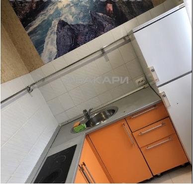 1-комнатная Взлётная Партизана Железняка ул. за 14500 руб/мес фото 3