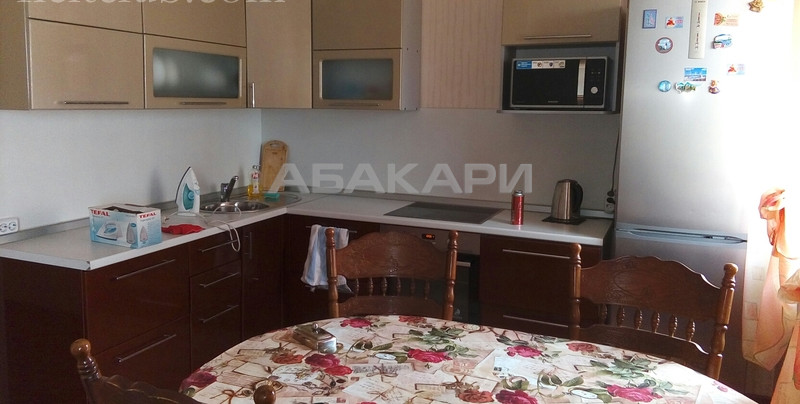 1-комнатная Новосибирская Новосибирская ул. за 17000 руб/мес фото 6