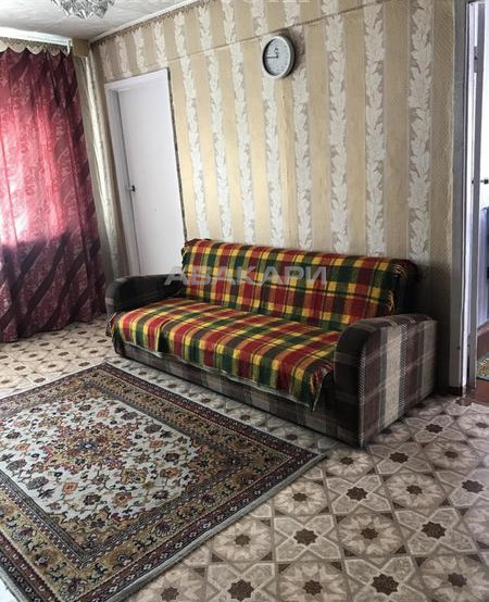 4-комнатная Сибирский переулок Мичурина ул. за 18000 руб/мес фото 8