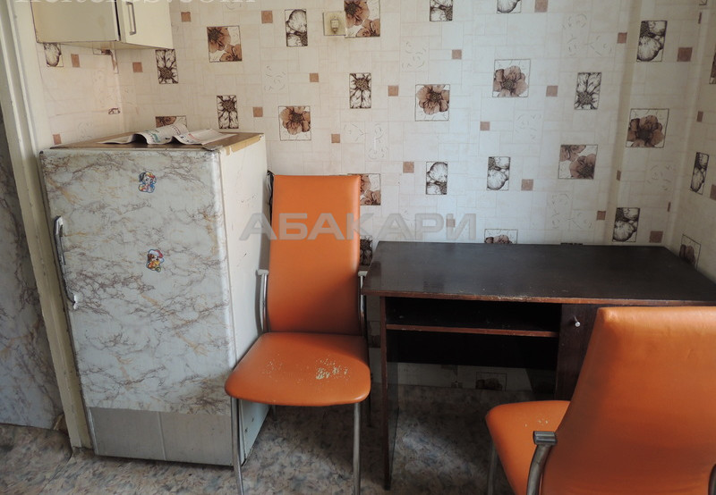 1-комнатная Менжинского Копылова ул. за 12000 руб/мес фото 3