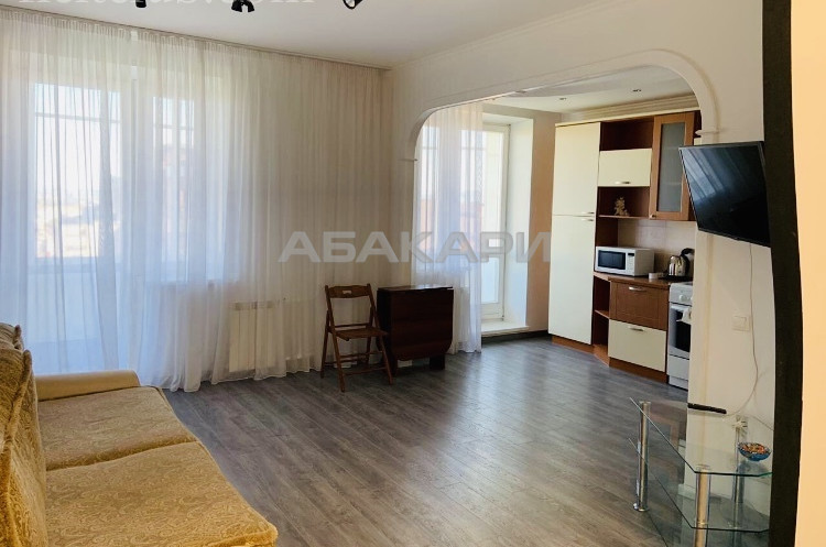 1-комнатная Толстого Новосибирская ул. за 22000 руб/мес фото 6