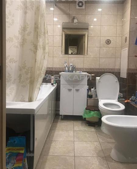 1-комнатная Ладо Кецховели Новосибирская - Ладо Кецховели за 20000 руб/мес фото 5