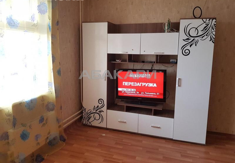 1-комнатная Петра Подзолкова Подзолкова за 18000 руб/мес фото 1