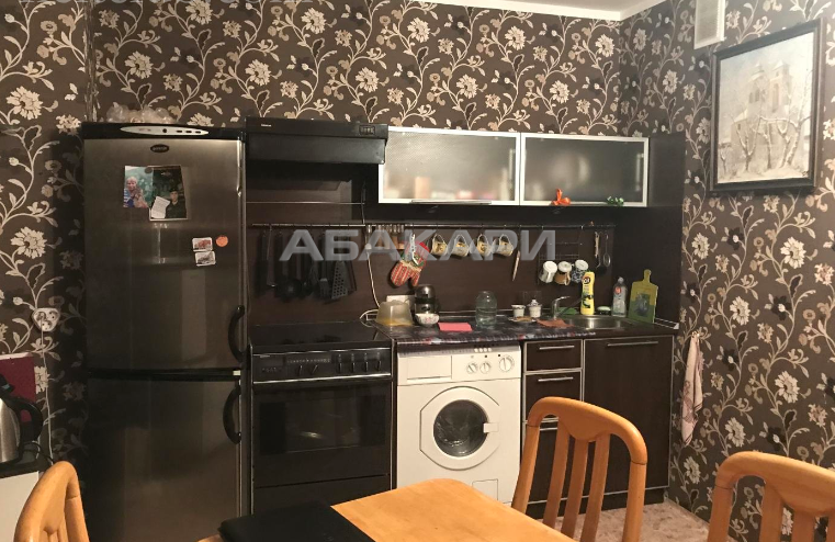 1-комнатная Новосибирская Новосибирская ул. за 22000 руб/мес фото 6