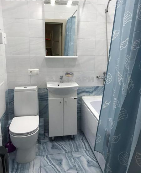 1-комнатная Линейная Покровский мкр-н за 24000 руб/мес фото 8