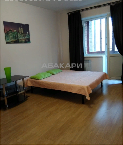 2-комнатная Белопольского Новосибирская ул. за 22000 руб/мес фото 5