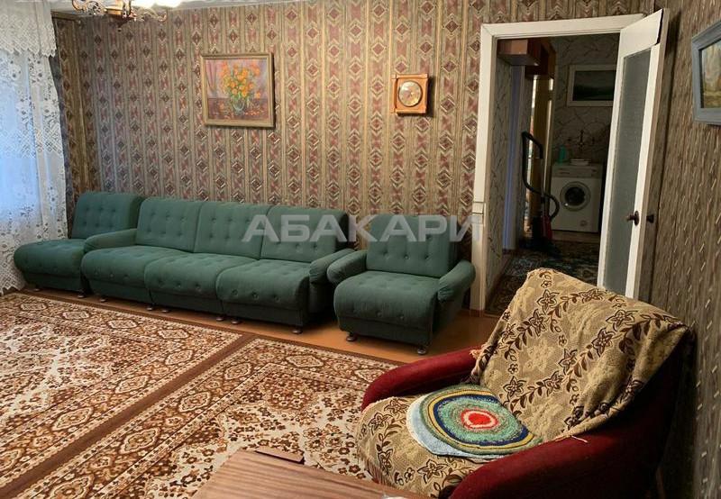 3-комнатная Ферганская Зеленая роща мкр-н за 18000 руб/мес фото 9