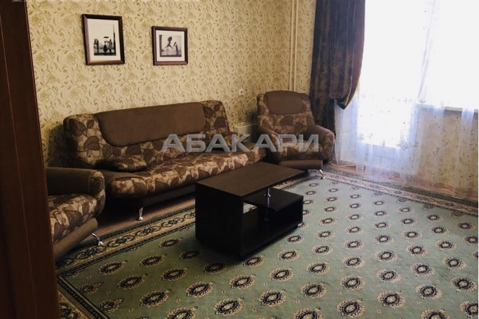 2-комнатная Кравченко Свободный пр. за 24000 руб/мес фото 7