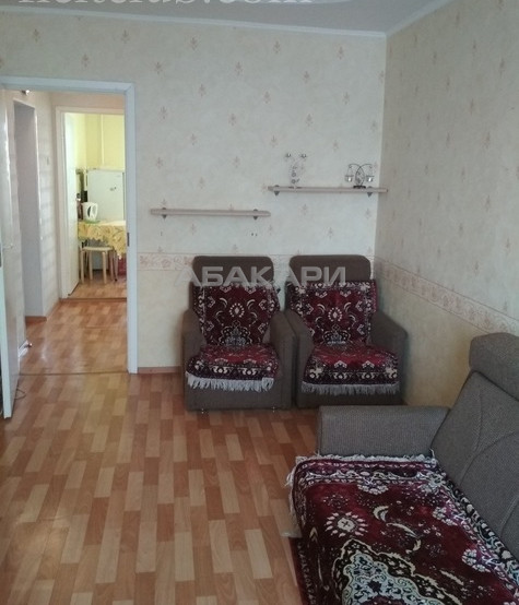 2-комнатная Сурикова Центр за 22000 руб/мес фото 4