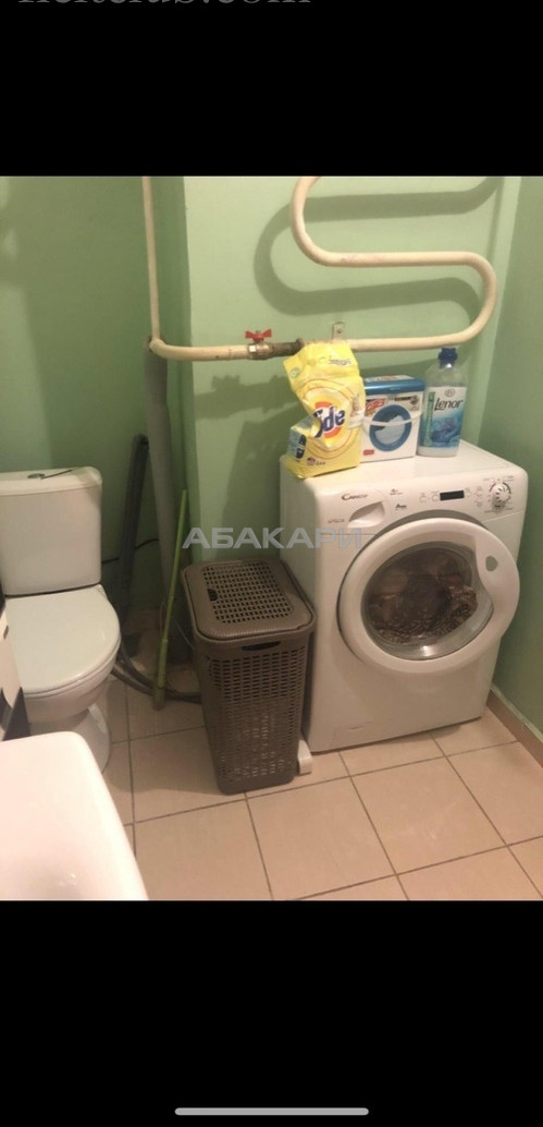 1-комнатная Комсомольский Северный мкр-н за 19000 руб/мес фото 3